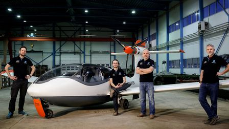 Norways Equator Aircraft enters race to claim Air Race E title