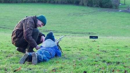 Shooting sports require discipline. Children will quickly realise that being allowed to use an airgu