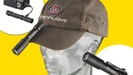 The MacroStream® USB has an MSRP of £69*, and comes with Streamlight's Limited Lifetime Warranty
