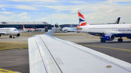 London Heathrow Airport (c) Mike McBey, Flickr (CC BY 2.0)