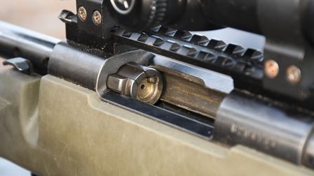 Howa's two lug bolt and single ejector plunger