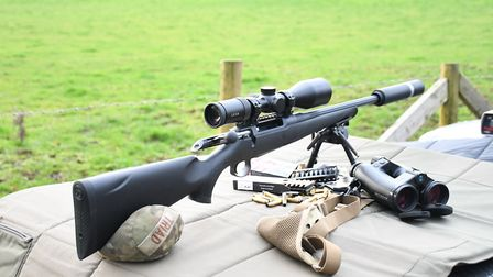 But, in a previous incarnation with a Leica Fortis 6, the Sauer showed the slightly better shooter,