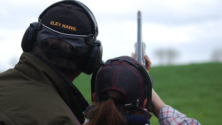 csh april 2020 ask the experts coaching on the clay shooting stand