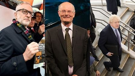 Polling expert John Curtice said pro-Remain voters must support Jeremy Corbyn in order to stop Boris