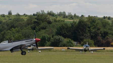 Duxford Airfield (c) Falcon Photography, Flickr (CC BY 2.0)