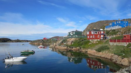 Sisimiut, Greenland (c) David Stanley, Flickr (CC BY 2.0)