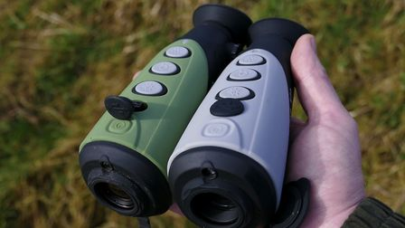 The rubberised finish and ergonomic design makes them easly to handle in the field
