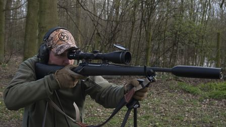 Sauer 101 Highland XTC in 308 Winchester is a delightful rifle to carry and handle in the field
