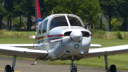 Piper PA-28 (c) Erik Brouwer, Flickr (CC BY 2.0)