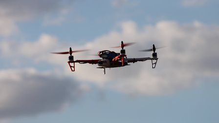 Quad-copter (c) Guille ., Flickr (CC BY 2.0)