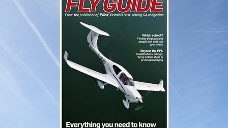 Pilot's Where to Fly Guide available May 27