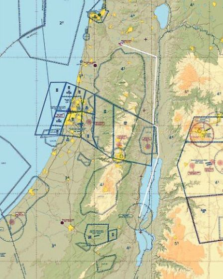 A Flying Adventure over Israel, the West Bank and Dead Sea