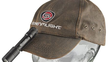 The MacroStream can be clipped to your cap for handy hands-free illumination - great for gralloching