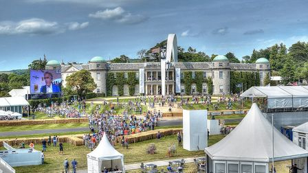 Goodwood Festival of Speed (c) ollierb, Flickr (CC BY 2.0)