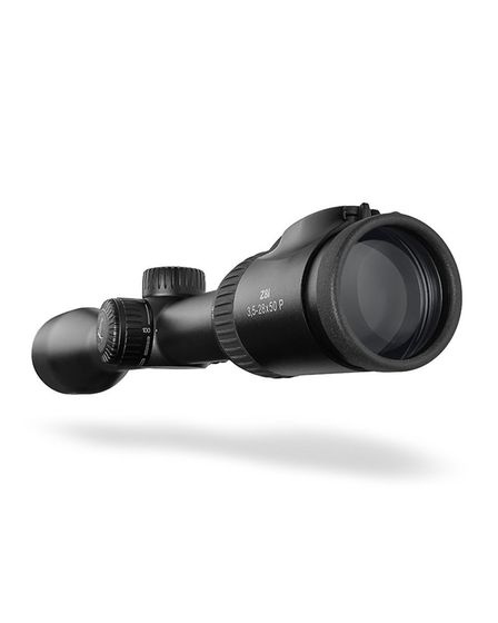 Light yet rugger, the Swarovski Z8i 3,5-28x50 is the perfect companion for challenging mountain hunt