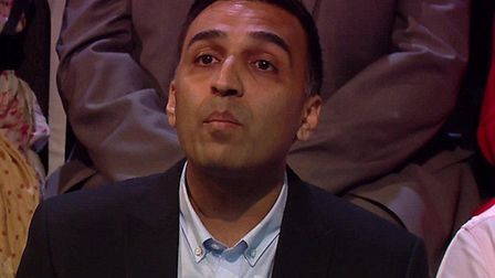 Harry Boparai previously appeared on television questioning David Cameron during the EU referendum c