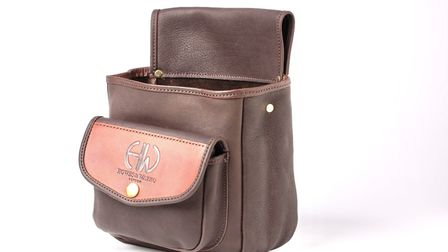 You could win this beautiful soft leatehr pouch!