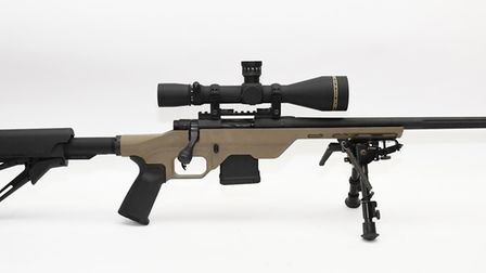Mossberg MVP Light Chassis in 5.56-223 Remington