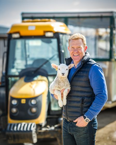 Adam's knowledge will be invaluable to the Country Food Trust in their mission to deliver protein to
