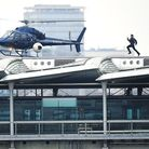 Mission Impossible Tom Cruise Blackfriars station