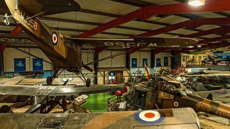 Army Flying Museum (c) Anguskirk, Flickr (CC BY 2.0)