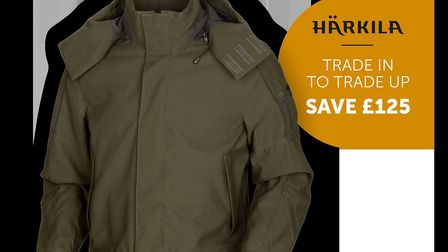 You can trade in any Härkila Pro Hunter style - Original Pro Hunter, Pro Hunter Short, Pro Hunter X