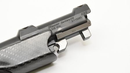 No razzle dazzle but this typical Blaser design, manufacturing, and technical style, key junctions a
