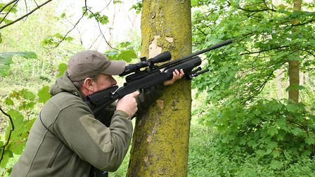 FAC air is a superb tool for Squirrels that gain confidence further away with safe backstops, rats a