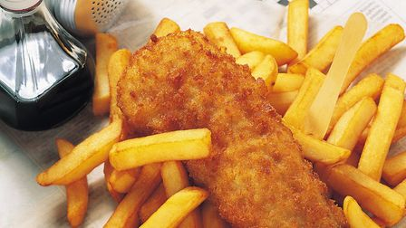 A town councillor has offered free fish and chips if the Brexit Party win seats. Picture: Getty Imag
