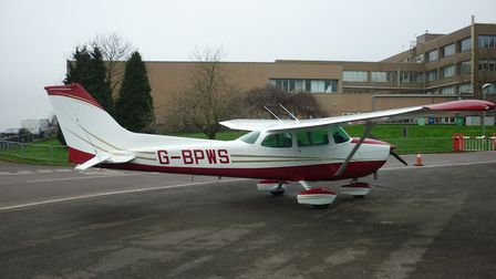 1/6 share of Cessna 172 available