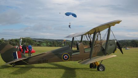 Chiltern Airsports Centre offers all nine air sports recognised by Sport England