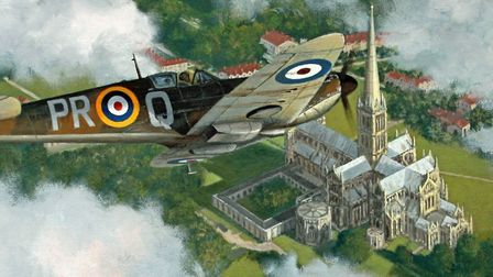 Celebrate Spitfire Week at the Army Flying Museum