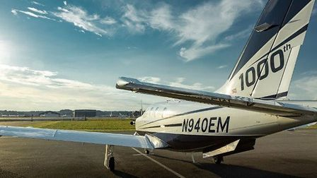 Daher finish production on 1,000th TBM very fast turboprop aircraft