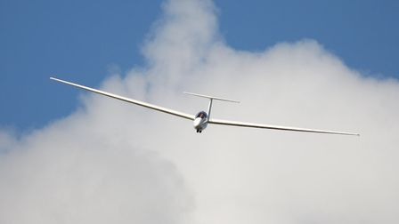 Example of the K21 glider, the type used by WoA (c) Andrew Jones, Flickr (CC BY 2.0)