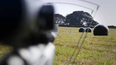 If you're looking to stretch your rifle out a bit further, you'll need to do more than just a 100m z