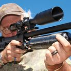 Downrange accuracy matches anything out there.