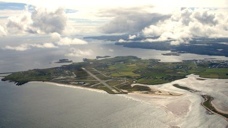 Stornoway Airport, one of the sites where NATS is selling land (c) Colin Campbell, Flickr (CC BY 2.0