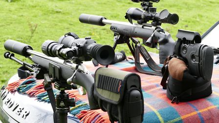 Decision, decisions... Lightweight or heavy weight. It all really depends on your shooting style
