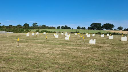 A good plinking range is an essential for any club