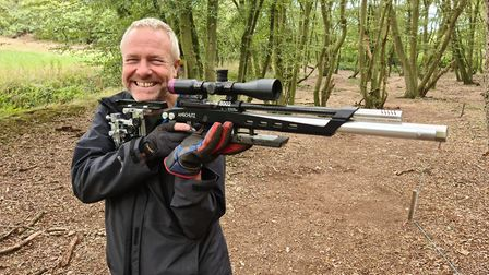 Richard Woods, doesnt get much time to shoot looking after us all