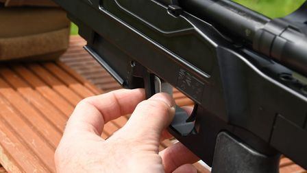I was a big fan of the internal and external ambidextrous mag release