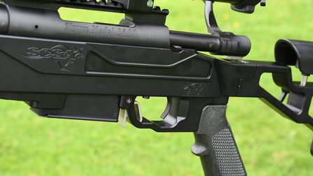 The Howa HACT triggers seem to keep improving every time, a little heavy but ultra-crisp and adjusta