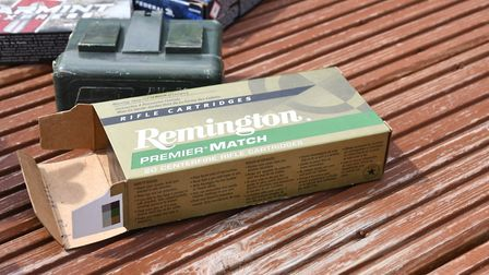 69gr Remington BTHP showed best performance on target but all ammo types remained sub M.O.A.