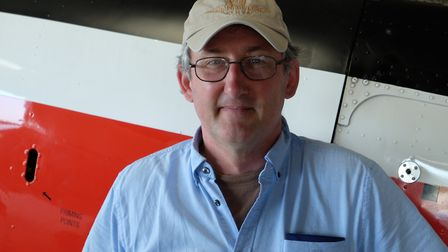 Chris Applegarth is an airline pilot and an EASA unrestricted Flight Instructor with Part 945 privil