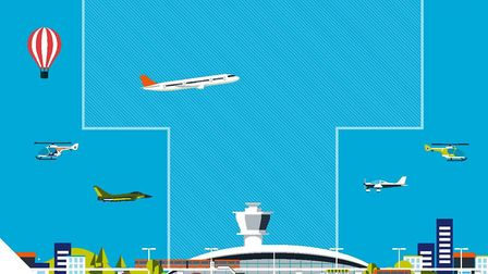 The CAA's idealised vision of airspace structure perhaps inadvertently portrays the way GA is being