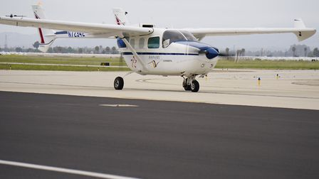 The use of electric or hybrid aeroplanes is being explored in Hawaii to connect its numerous islands