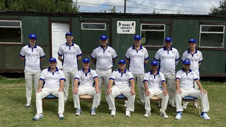 Mark Cricket Club received a £20,000 grant. Picture: Mark Cricket Club