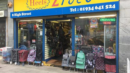 Heels2Toes in Weston High Street is one of the businesses that will be resuming normal hours from 15