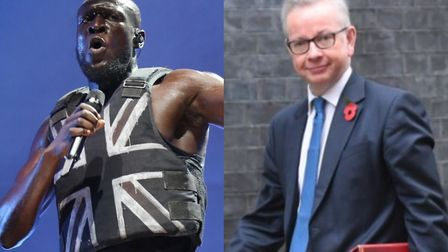 The internet has recoiled in collective horror as Michael Gove quoted Stormzy's grime lyrics back to