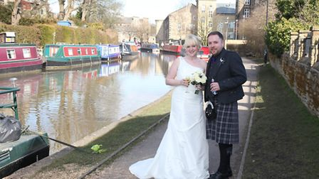 Francis-Cadman Neil Francis, third son of Mr and Mrs David Francis of Cupar, Fyfe and Lucy Cadman,